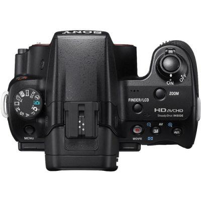 Зеркальный фотоаппарат Sony Alpha SLT-A37 Body (ГТ Sony) [SLTA37.CEE2]