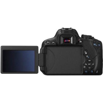 Зеркальный фотоаппарат Canon eos 650D Kit EF-S 40mm STM