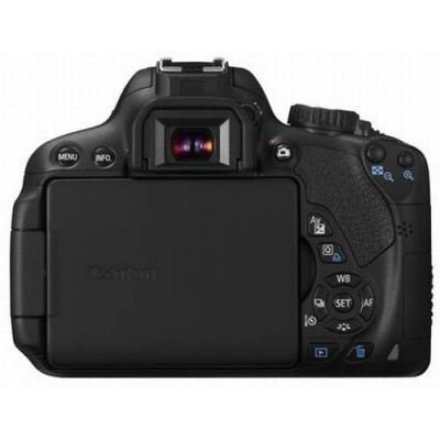Зеркальный фотоаппарат Canon eos 650D Kit EF-S 18-55 is II+ 55-250 is II