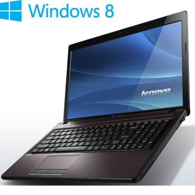 ������� Lenovo IdeaPad G580 Brown 59359955 (59-359955)