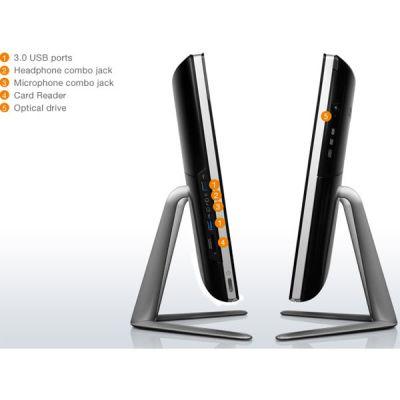 Моноблок Lenovo IdeaCentre C440A2-i53334G5008UK 57311054 (57-311054)