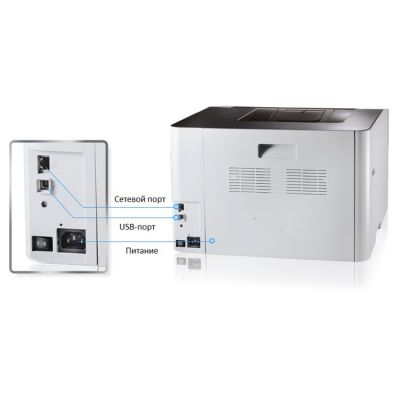 Принтер Samsung CLP-680ND CLP-680ND/XEV