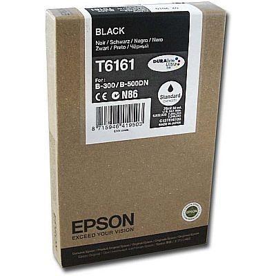 Картридж Epson Black/Черный (C13T617100)