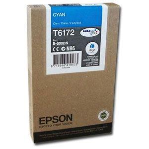 Картридж Epson Cyan /Зеленовато - голубой (C13T617200)