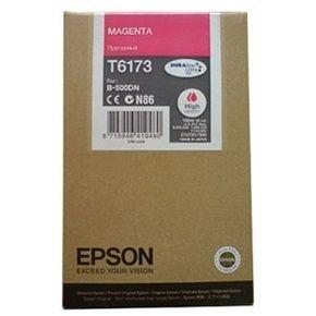 ��������� �������� Epson �������� (C13T617300) epson ��� B500/510DN (������� �������) (magenta) C13T617300