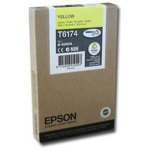 Картридж Epson Yellow/Желтый (C13T617400)