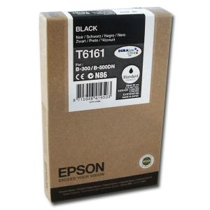 Картридж Epson Black/Черный (C13T616100)