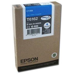 Картридж Epson Cyan/Голубой (C13T616200)