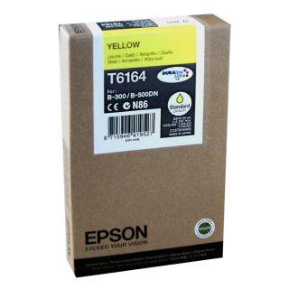 Картридж Epson Yellow/Желтый (C13T616400)