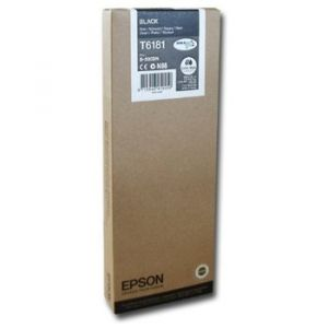 Картридж Epson Black/Черный (C13T618100)