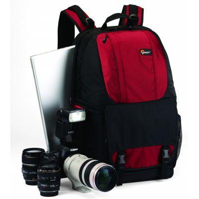Фотосумка Lowepro Fastpack 350 красный [LP35199-PRU]