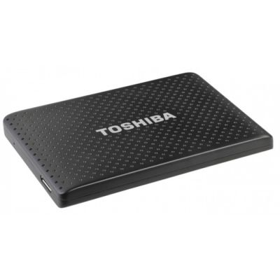 Внешний жесткий диск Toshiba 500GB stor.E partner Black PA4272E-1HE0