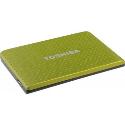Внешний жесткий диск Toshiba 500GB stor.E partner Green PA4271E-1HE0