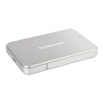 Внешний жесткий диск Toshiba 750GB stor.E edition - ce - silver PX1799E-1G5A