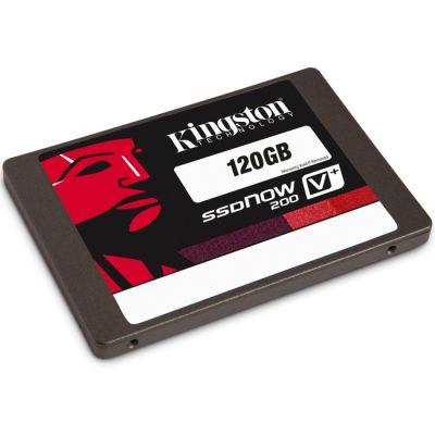 """������������� ���������� Kingston SSD 2.5"""" 120Gb V+ 200 Series SVP200S37A/120G"""