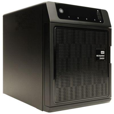 Сетевое хранилище Western Digital WDBLGT0040KBK WDBLGT0040KBK-EESN