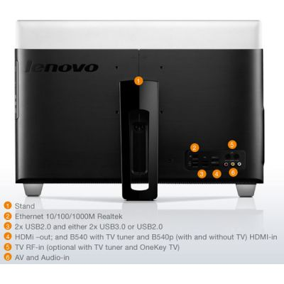 Моноблок Lenovo IdeaCentre B540PA2-i53456G1W8UT 57308808 (57-308808)
