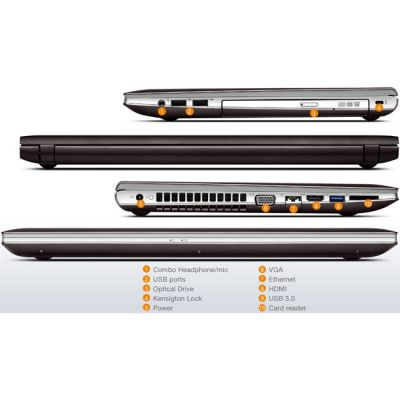 Ноутбук Lenovo IdeaPad Z400 Touch 59365222 (59-365222)