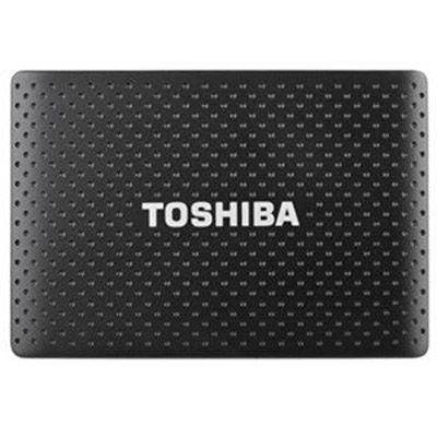 Внешний жесткий диск Toshiba 750GB stor.E partner Black PA4277E-1HG5