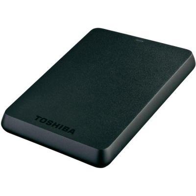 Внешний жесткий диск Toshiba 500GB stor.E alu 2S black HDTB105EK3AA