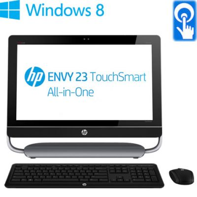 Моноблок HP Envy AIO 23-d105er D2M84EA