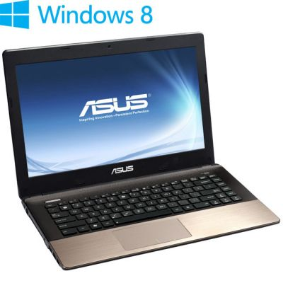 Ноутбук ASUS K45A Smoky Brown 90N53A724W5J185813AC