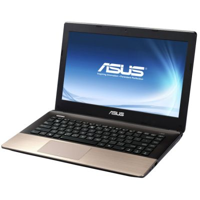 Ноутбук ASUS K45A Smoky Brown 90N53A724W5D1B5813AC
