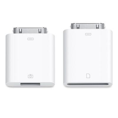 Apple iPad комплект из двух адаптеров (Camera Connection Kit) MC531ZM/A
