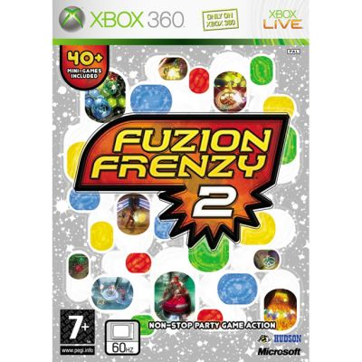 ��� Xbox 360 Fuzion Frenzy 2