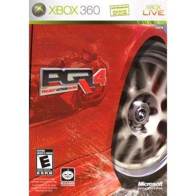 ���� ��� Xbox 360 Project Gotham Racing 4
