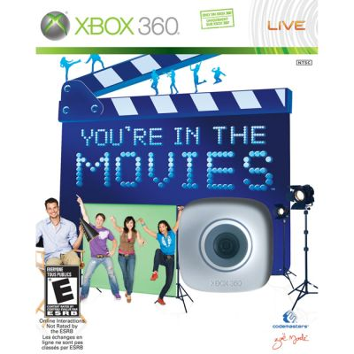 Игра для Xbox 360 You're in the Movies