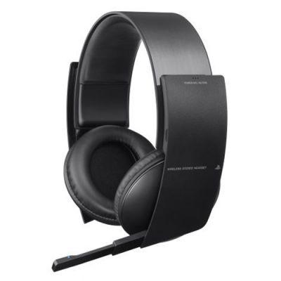Наушники с микрофоном Sony беспроводная для PS3 PS719187295
