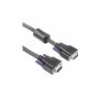 Кабель Hama VGA мониторный 15p/15p (m-m), 1.8 м, серый H-20185