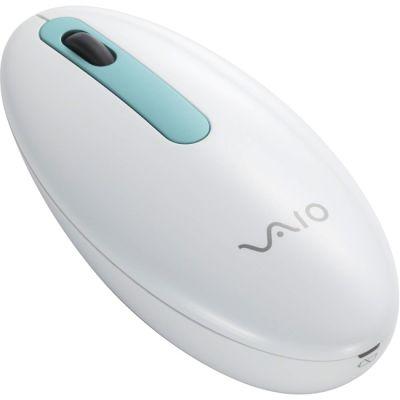 Мышь Bluetooth Sony VAIO BMS21 Лазерная VGP-BMS21/WI