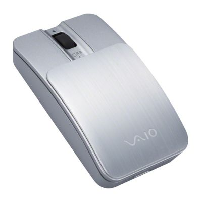 Мышь Bluetooth Sony VAIO лазерная VGP-BMS11/S