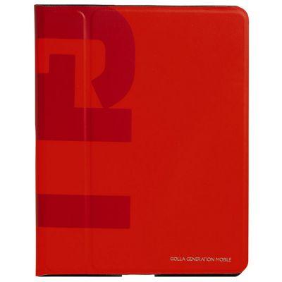 "Чехол Golla для iPad3/iPad2 9.7"" Jerome, red G1375"