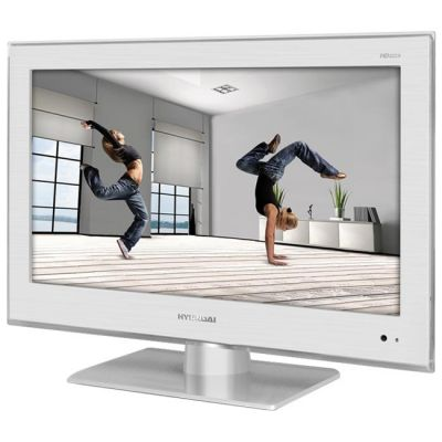 Телевизор Hyundai H-LED15V8 white