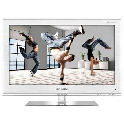 Телевизор Hyundai H-LED32V8 white