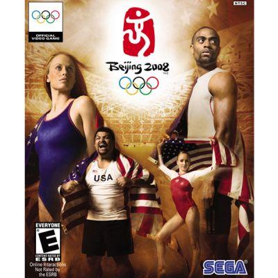 Игра для Sony Playstation Beijing 2008 (Олимпийские игры в Пекине 2008) (англ. версия)