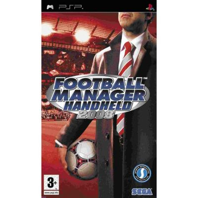 ���� ��� Sony Playstation Football Manager Handheld 2008 (����. ������)