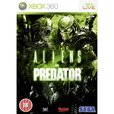 Игра для Xbox 360 Aliens vs Predator