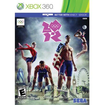 Игра для Xbox 360 London 2012 (с поддержкой ms Kinect, русская документация)