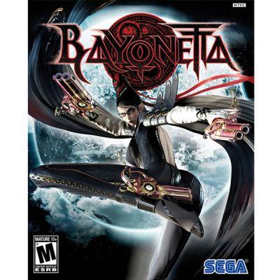 Игра для Xbox 360 Bayonetta (Коллекционное издание)
