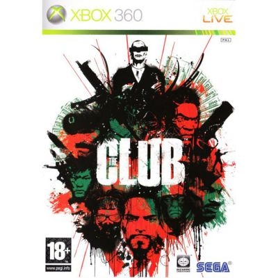 Игра для Xbox 360 Club