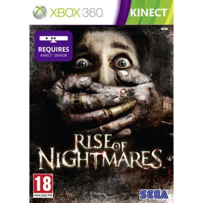 Игра для Xbox 360 Rise of Nightmares (только для ms Kinect, русская документация)