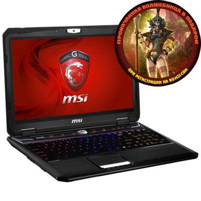 Ноутбук MSI GT60 0NE-424X