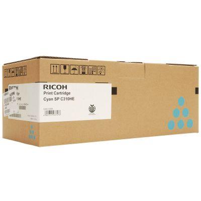 Картридж Ricoh SPC310HE Cyan /Зеленовато - голубой (407637)