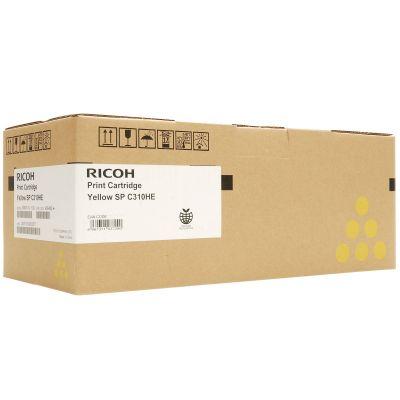 �������� Ricoh SPC310HE Yellow/������ (407635)