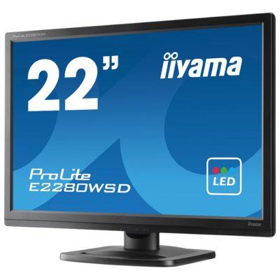������� Iiyama ProLite E2280WSD-B1