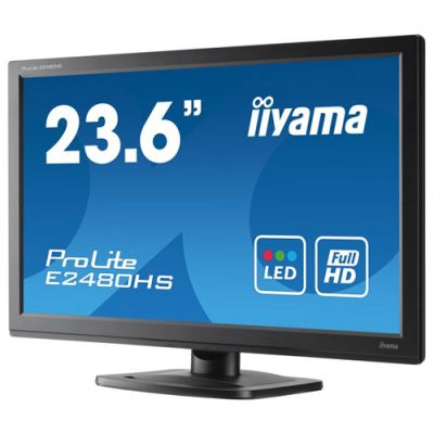 Монитор Iiyama ProLite E2480HS-B1